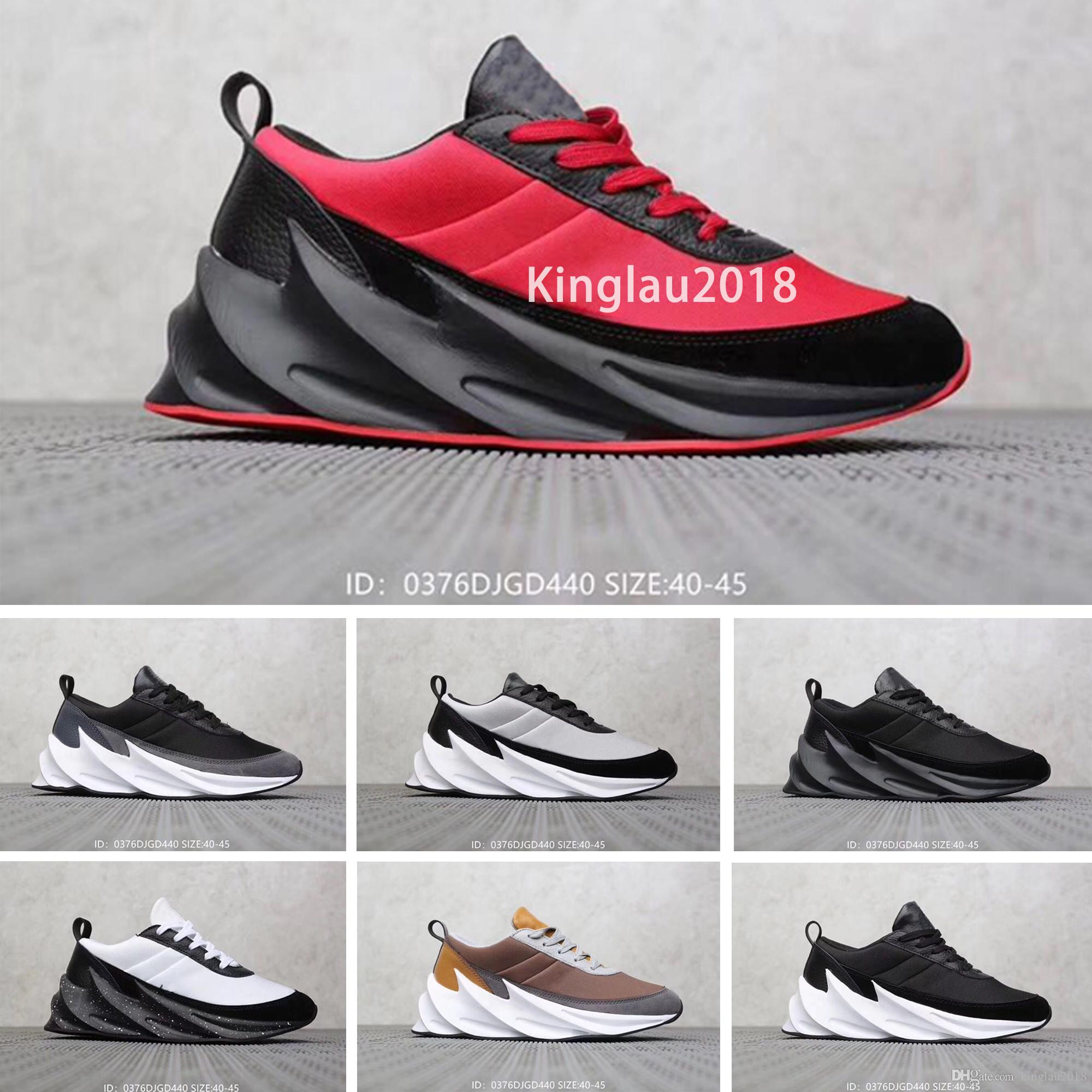 00bfd65e9f7 Luxury Designer Dad Shoes 2019 Men Casual Sharks Concept Running ...