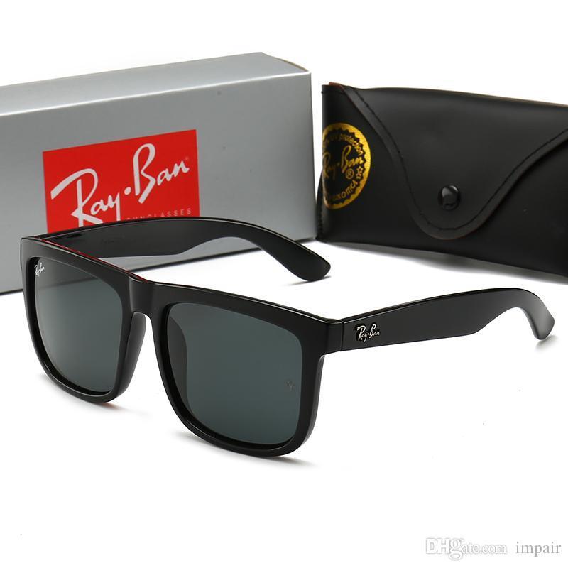 3285993661 Compre Nuevo 4169 Hot Aviator Ray Glass Lens Gafas De Sol Vintage Pilot  Brand Gafas De Sol Banda Polarizada UV400 Prohibiciones Hombres Mujeres Ben  Wayfarer ...