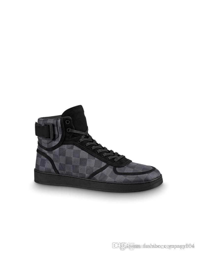 6df7aa75b613f Rivoli Sneaker Boots High Top Sneakers For Mens Designer Trainers ...