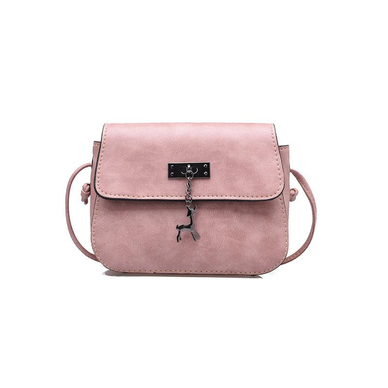 1944922a242c good quality 2019 2019 Women Shoulder Bags Fashion Mini Bag Deer Toy Women  Small Messenger Crossbody Bag Zipper Handbags
