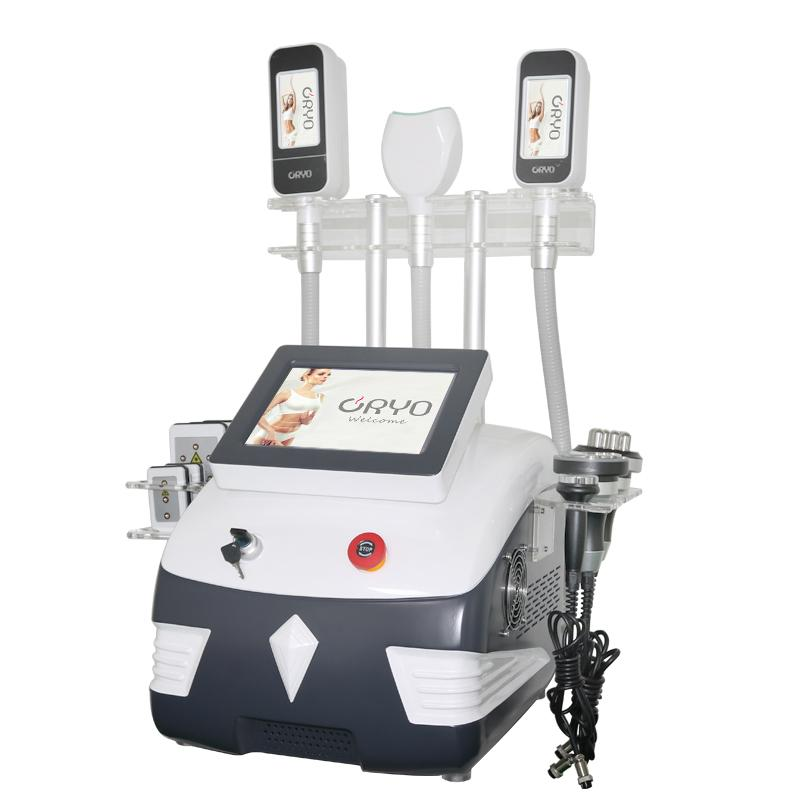 2021 360 Vacuum Cryolipolysis Slimming Machine Face and Body Adipose Reduction Fat Freeze Cryotherapy Beauty Quipment