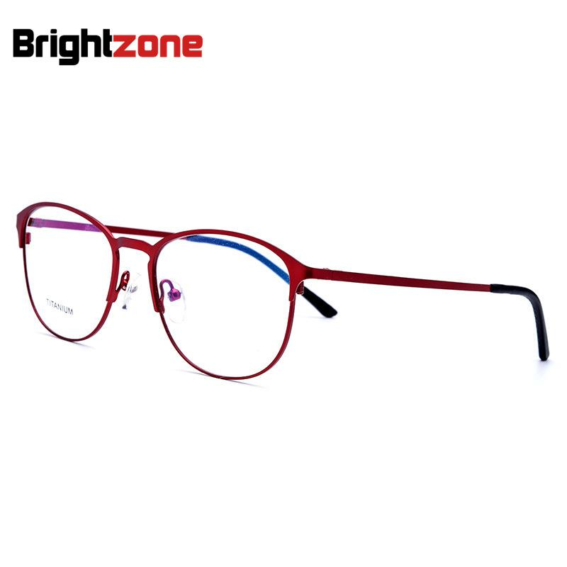 9c35d5940d31d 2019 Exquisite Quality Ultra Thin Full Myopia Glasses Frame Oculos Eligible  For Single Vision Bifocal Progressive Lenses 51 18 140mm From Taihangshan