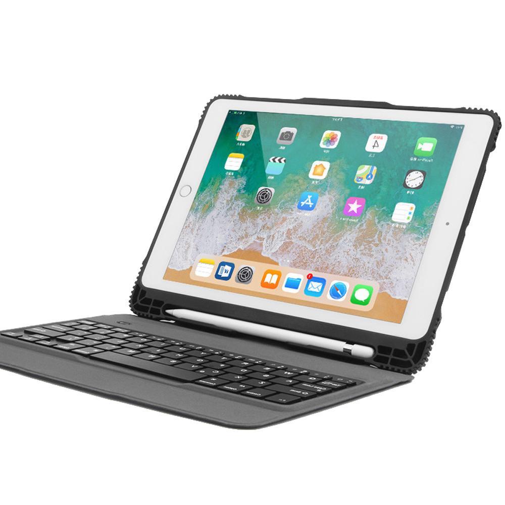 Detachable Keyboard Case Smart Cover For iPad 9 7 2017/2018 Pro Air 2/1 4 15