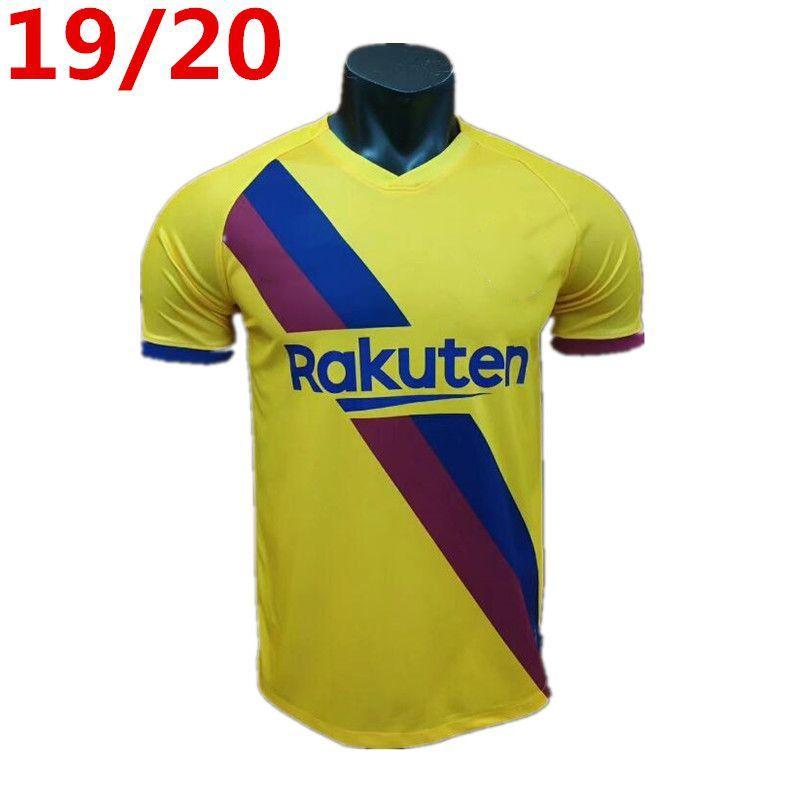 timeless design 89ba0 3570f 19 20 BARCELONA SOCCER JERSEYS HOME de Jong MESSI camiseta de fútbol 2019  2020 COUTINHO VIDAL A .INIESTA SUAREZ O. DEMBELE football shirts