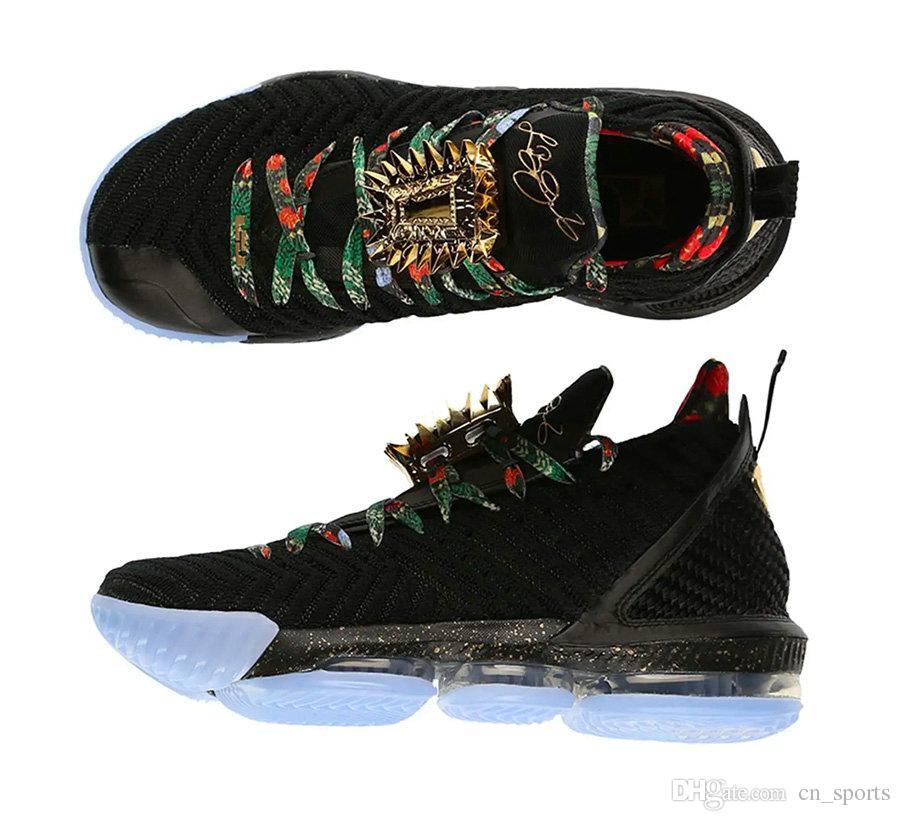 eef9f4b06a ... Zapatos Deportivos De Baloncesto De Alta Calidad Negro Azul Diseñador  Para Hombre Zapatillas De Deporte Entrenadores Chausseures Aire Nike Air  Lebron ...