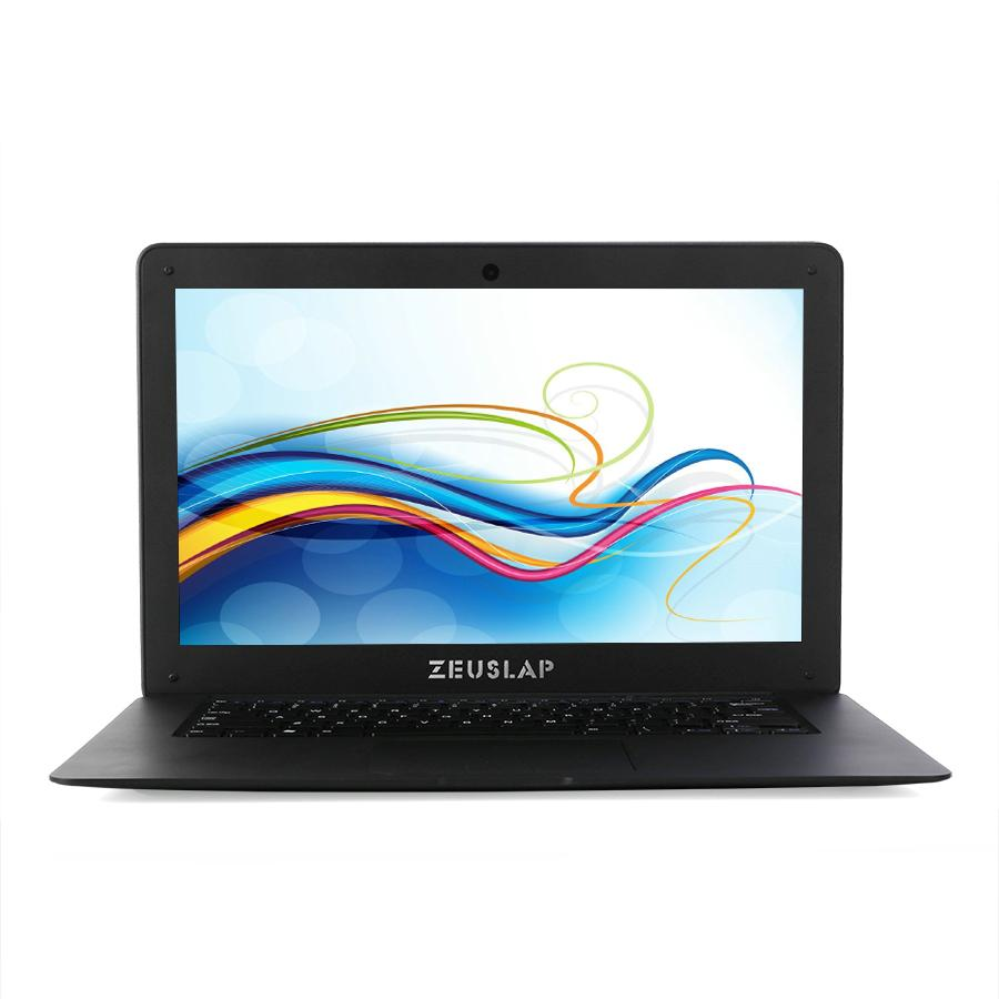 ZEUSLAP 14inch 8gb ram 1tb hdd Intel Pentium win10 1920X1080P FHD cheap Notebook Computer pc Netbook Laptop