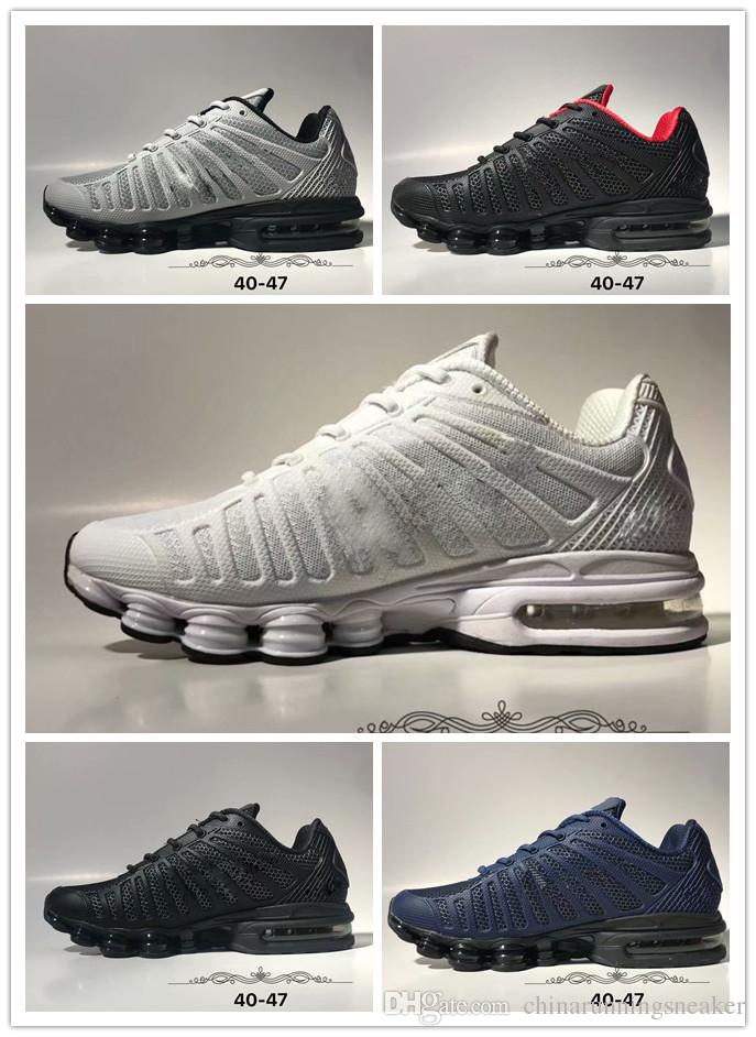 4375f94cf77 2019 Shox Deliver 809 Men Running Shoes Drop Shipping Wholesale Famous  DELIVER OZ NZ Mens Athletic Sneakers Sports Running Shoes 40 46 Skechers  Running ...
