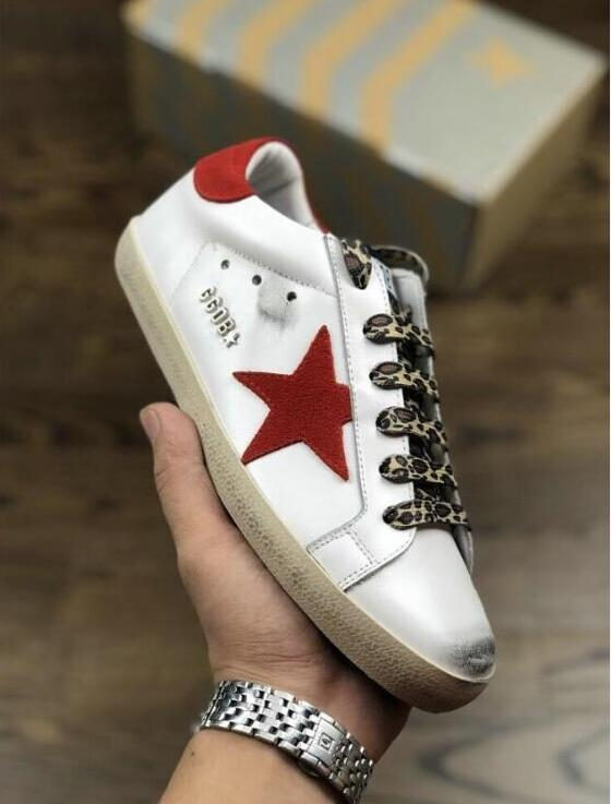 5e95c747f4ad Sadd Golden Goose Ggdb Old Scarpe Di Lusso Genuine Leather Villous Dermis  Formal Loafers Shoes For Men Luxury Superstar Trainer 36 39 Cheap Shoes  Shoes For ...