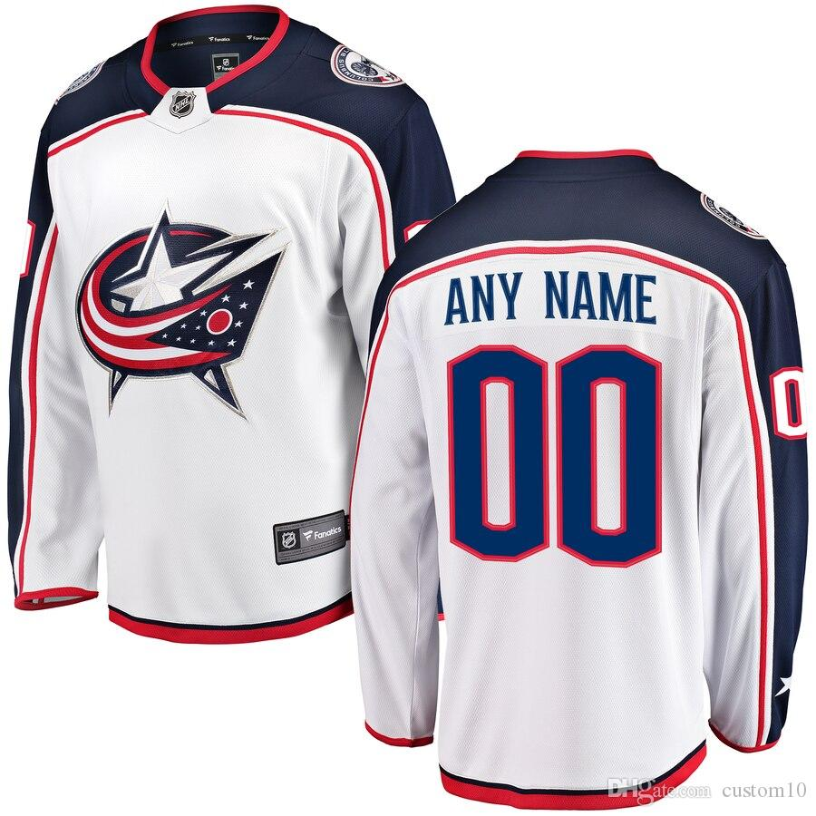 1608bd2f2d1 Jackets Fanatics Branded Navy Home Breakaway Custom Jersey Online with  $29.59/Piece on Custom10's Store | DHgate.com