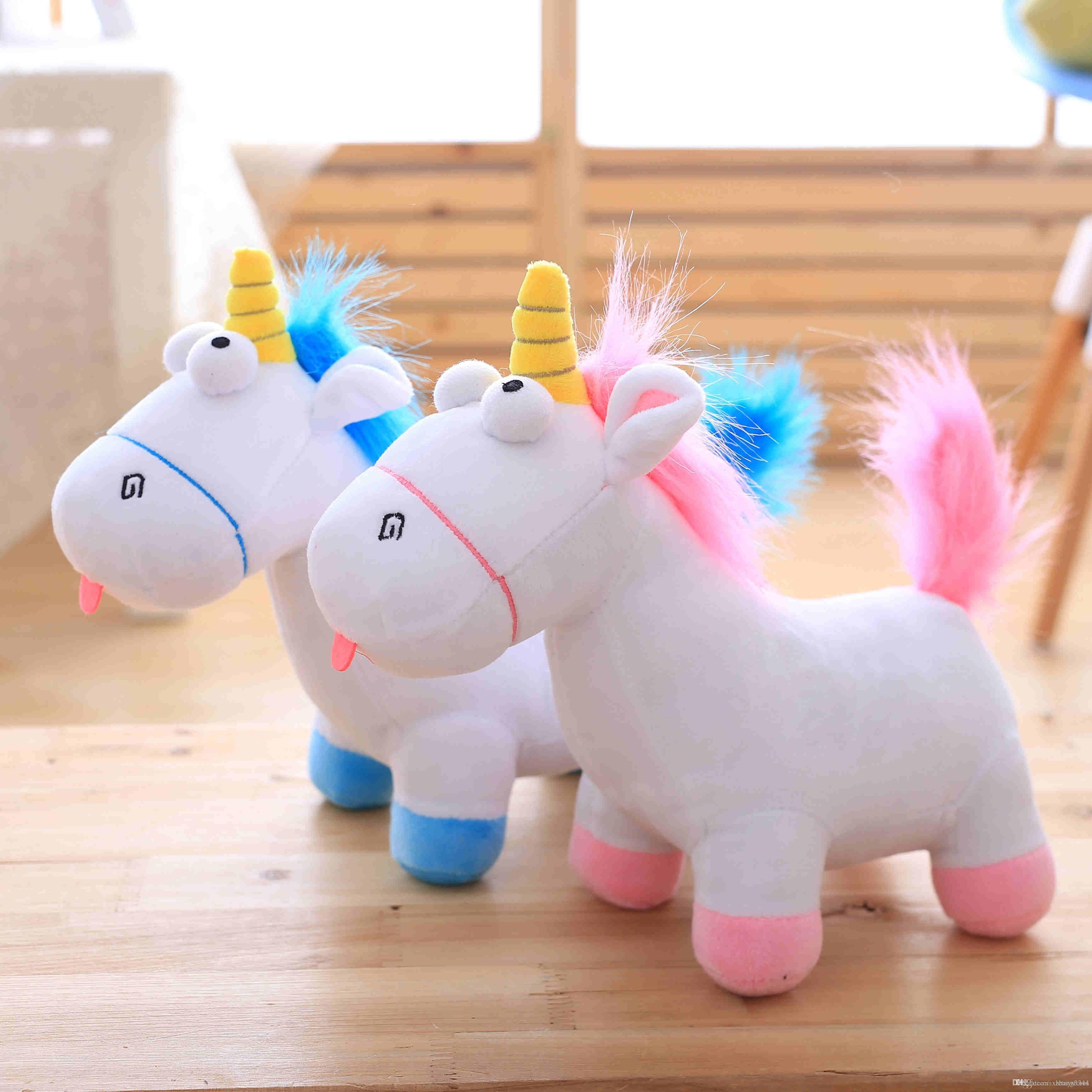 Toys & Hobbies High Quality 75cm Kawaii Unicorn Plush Toy Unicorn Doll Cute Animals Horse Stuffed Soft Pillow Baby Kids Toys Children Gifts
