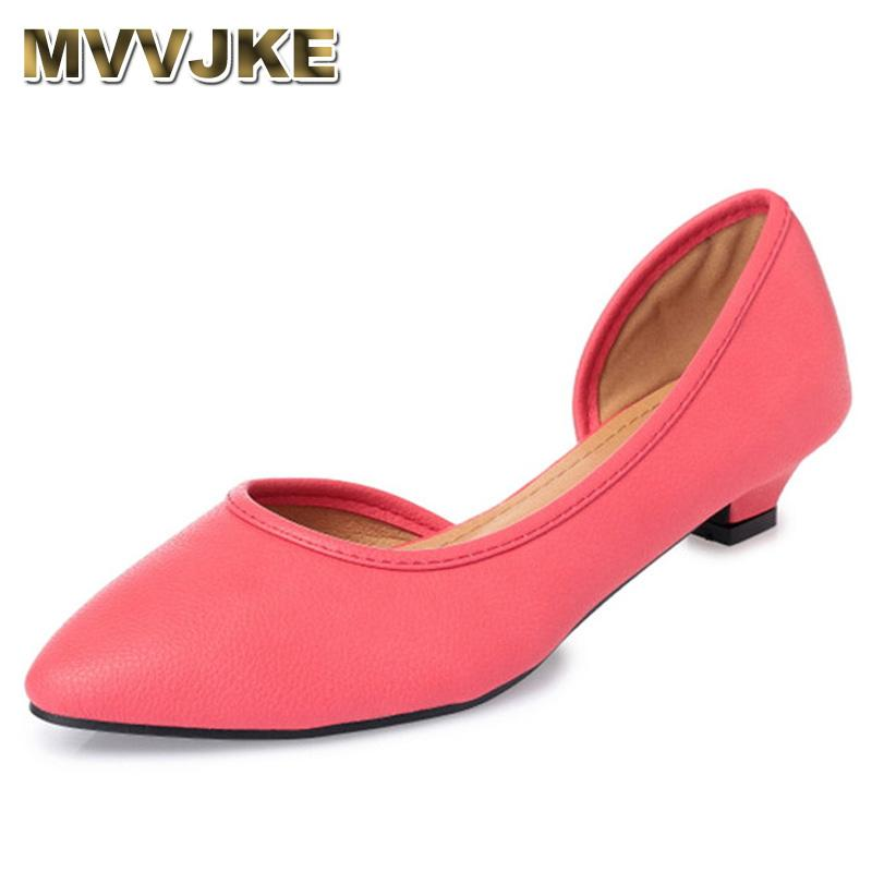 MVVJKE 2019 Eur 35-41 New Summer Slip On Woman Boat Shoes OL Fashion Womens Comfortable Low Heel ShoesE268