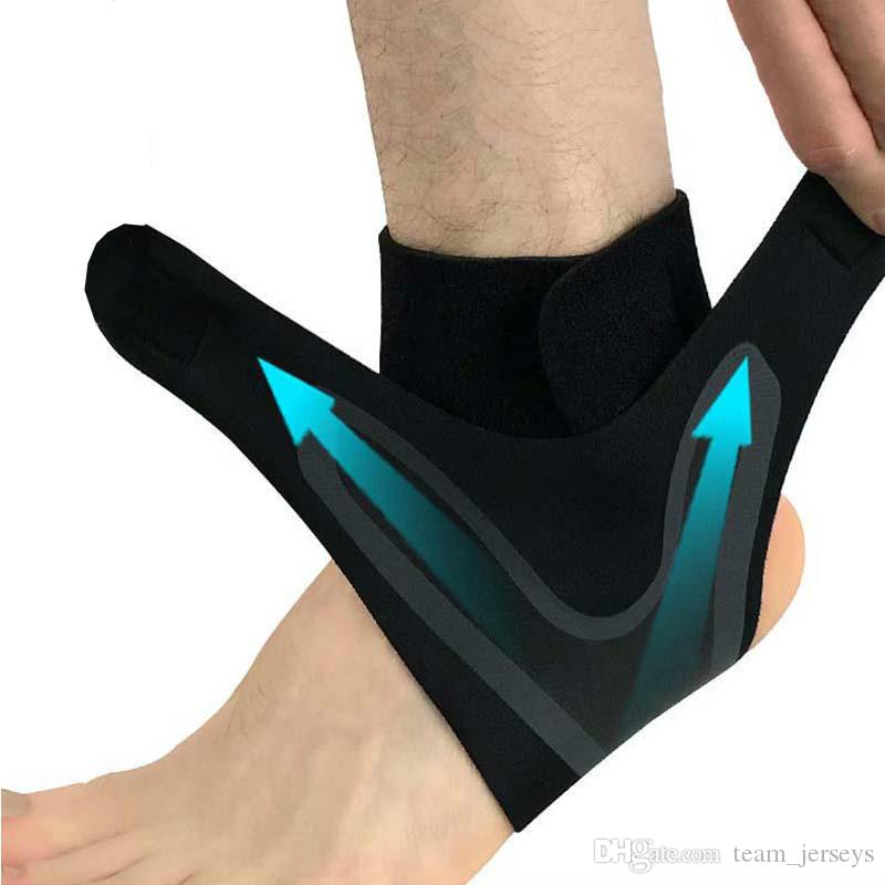 Back To Search Resultssports & Entertainment 3 Colors Left Right Ankle Safety Ankle Support Gym Running Protection Accessory Ankle Brace Band Guard Sport Foot Bandage