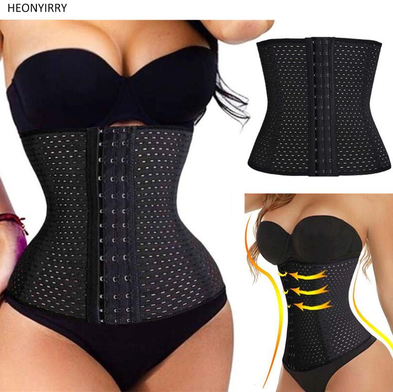 75c23aadcdd 2019 New Waist Back Support Women Training Shaper Belt Women Postpartum Slimming  Weight Loss Corset Body Shaper Belt Bodysuit From Feiteng006