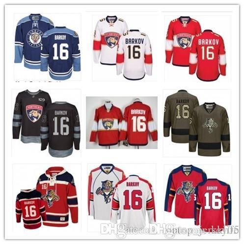 finest selection 32911 7143f 2018 can Florida Panthers Jerseys #16 Barkov Jerseys men#WOMEN#YOUTH#Men s  Baseball Jersey Majestic Stitched Professional sportswear