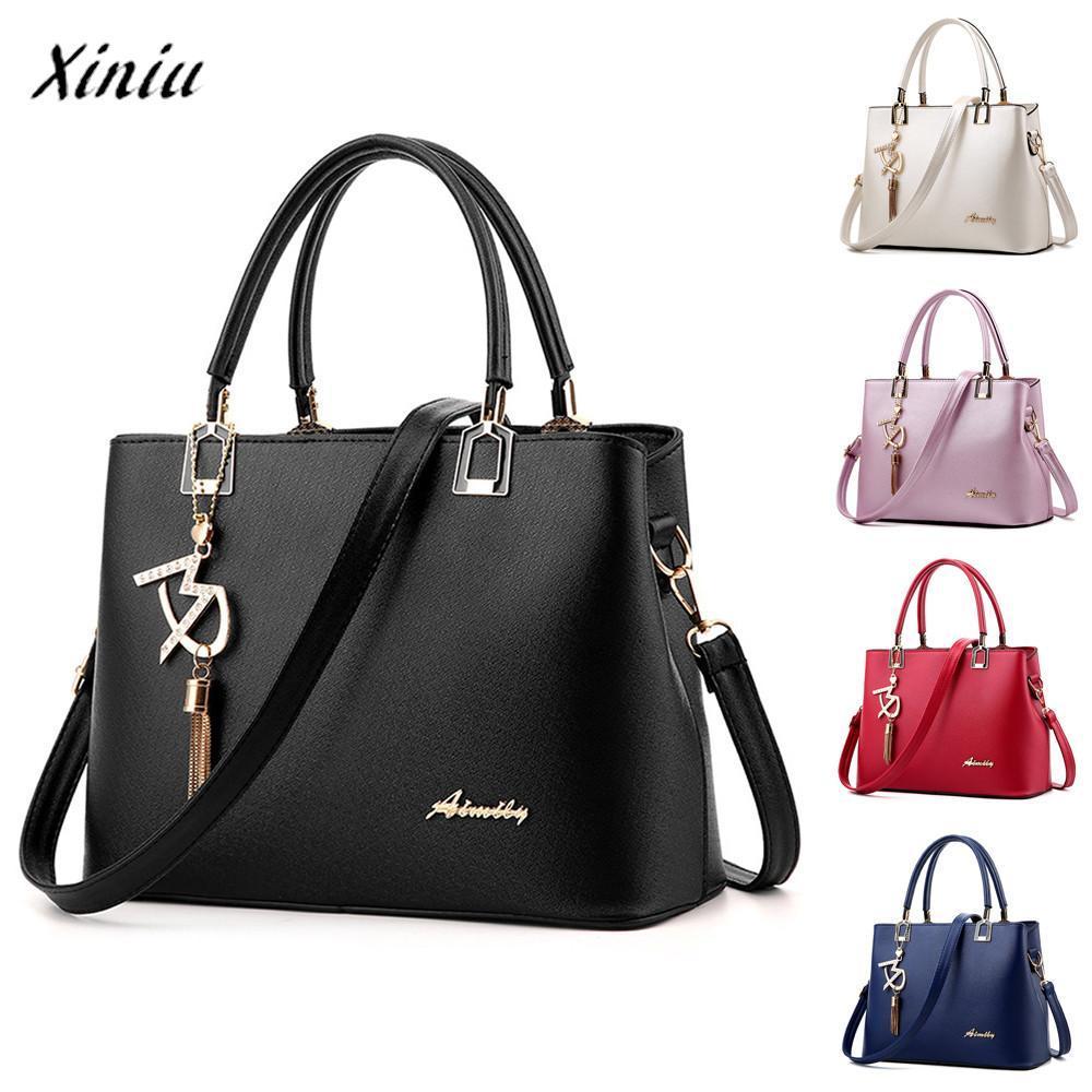 4add94a11dbd xiniu Fashion Luxury Handbags Women Bags Designer Leather Crossbody Bag  Shoulder Bag New Multi Colors Messenger Hangbag