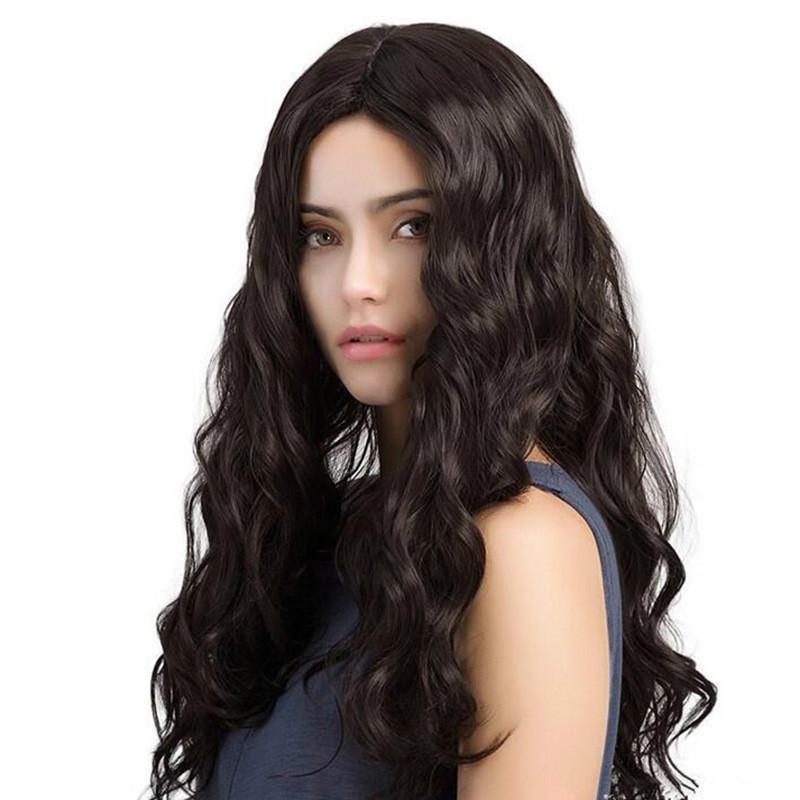 Haare schwarz zu braun