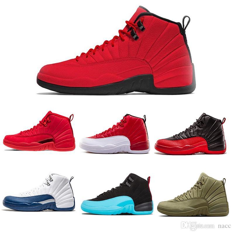 bbe43457272 Basketball Shoes 12 12s Bordeaux Dark Grey Wool Basketball Shoe Ovo ...