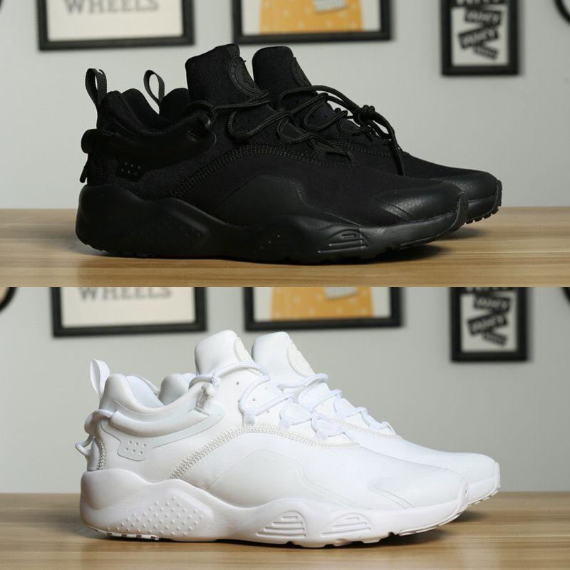 Compre Air Huarache City Move Run Ultra Triple Negro Blanco Para Mujer Para  Hombre Zapatillas De Running Huaraches Sports Designer Sneakers Con Box Us  5.5 ... a88d42efb5d18
