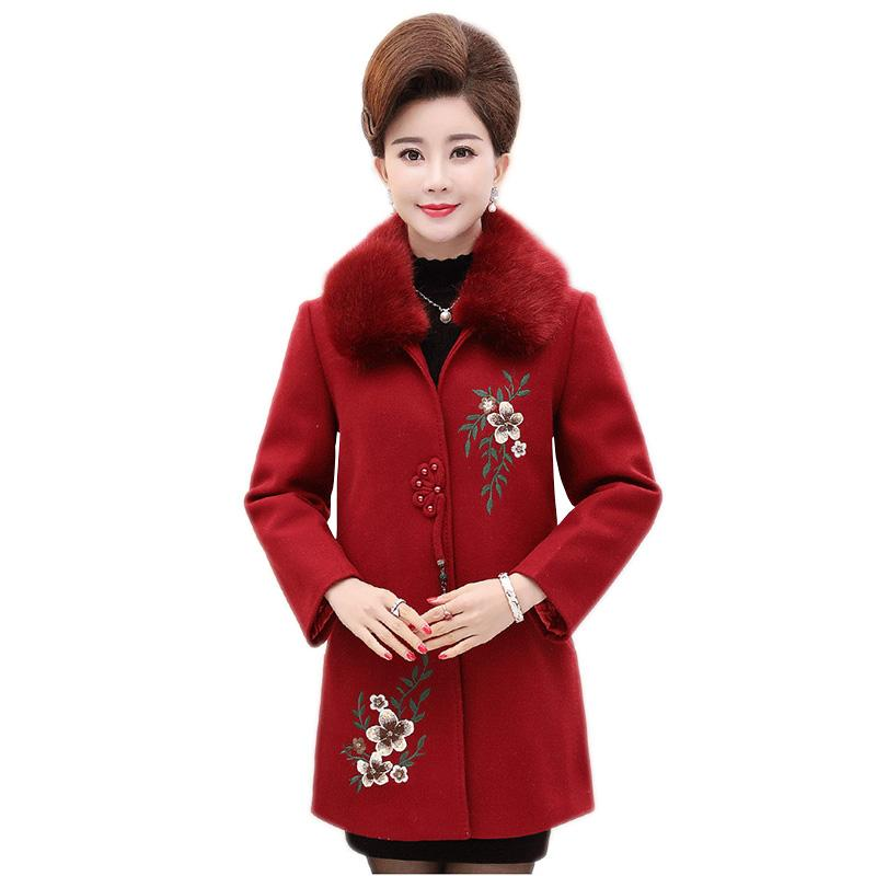 cd36ccbf2cd Cheap Double Breasted Wool Coat Outerwear Best Red Wool Cape Coat