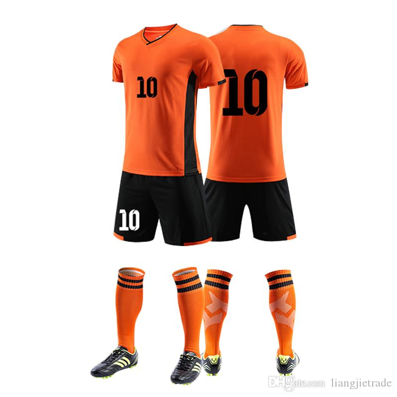 Oem Cheap Soccer Jerseys Sublimation Jersey Sublimation Shirt Kid Football Jersey Wholesale Soccer