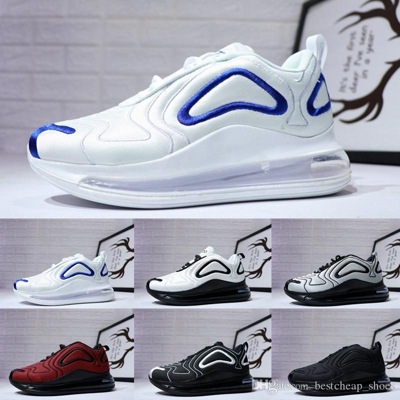 online retailer 7409a ffd43 Nike Air Max 720 Airmax 720 2019 Nuevo Diseñador 720 Zapatillas De Running Para  Hombre Cojín De Aire Marca 720 S Moda Maxes Sports Womens Sneakers Athletic  ...