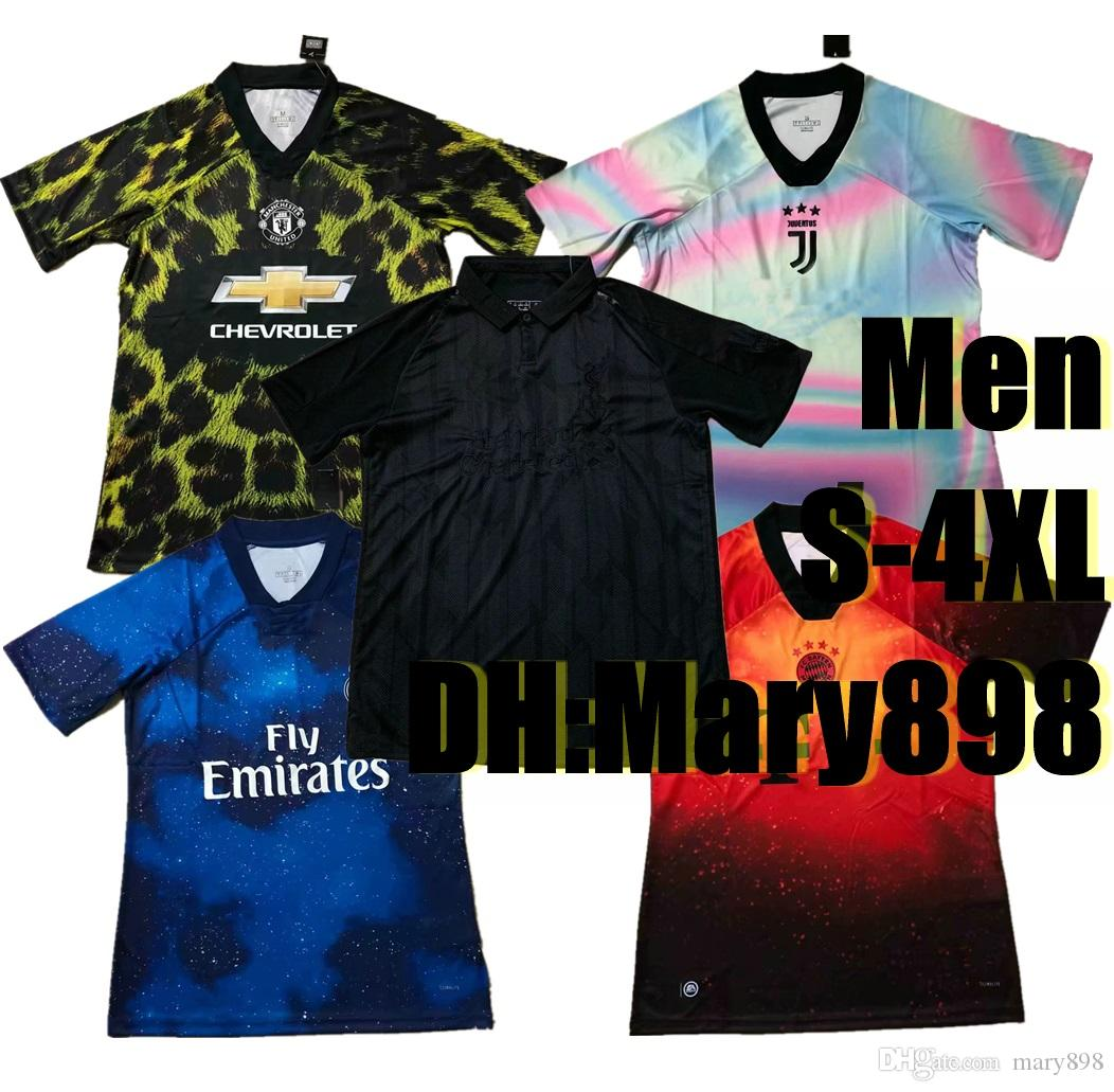 291978803 19 20 Real Madrid Limited Edition Soccer Jersey 2019 SERGIO RAMOS ...