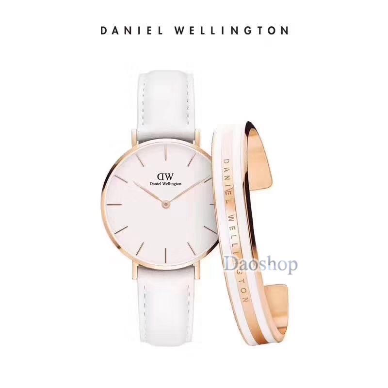 155f9ee22e4a5 Fashion New Men Women S Daniel Wellington Watch 32mm 36mm 40mm DW Leather  Strap Luxury Brand Quartz Watches With Bracelet Box Online Buy Watch Buy  Wrist ...