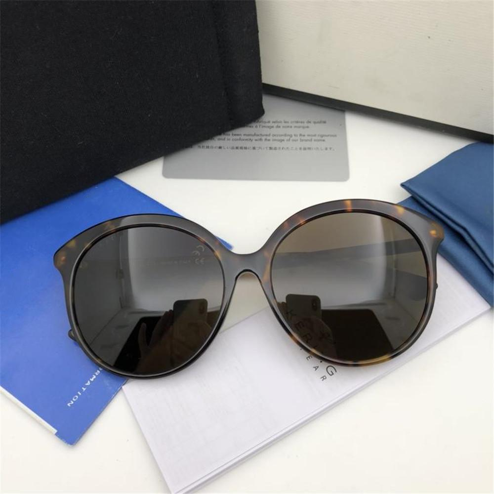 4ecd6ab2e28e4 2019 Oversized Sunglasses Luxury Italy Designer Women Popular Big Frame  Glasses High Quality UV400 Stylish Eyewear With Retail Package Glasses For Men  Mens ...