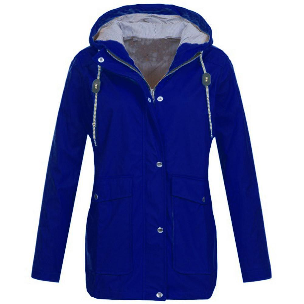 2c9d1c2891366 2019 Parkas Women Winter Warm 2018 Fashion Waterproof Zipper Thick Plus Size  Hooded Raincoat Windproof Jacket Outdoor Casaco 5xl From Oott