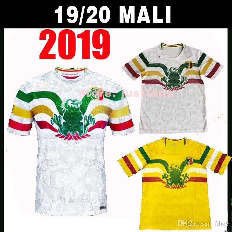e8f35bb27d9 2019 New 2019 2020 Mali Home Soccer Jersey Concept Football Shirt Les  Aigles Du Mali Can 19 20 Maillot Domicile Mens Top From Ftboy, $20.26 |  DHgate.Com