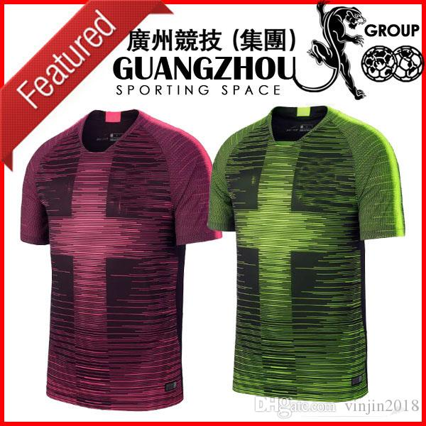 7334c3b39 2019 2019 ENGLAND Remix Pre Match Shirts 2020 18 19 Kane Dele RASHFORD  STERLING HOT PINK Light Green Volt Accents Soccer Jersey From Vinjin2018