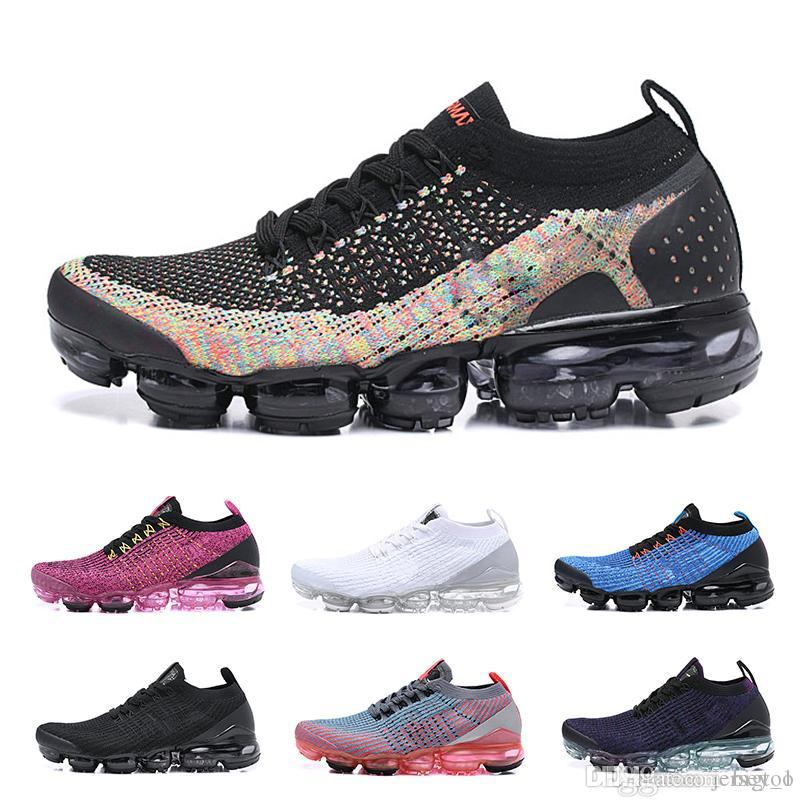 1cfacfc8f 2019 New Fashion Fly 3.0 Mens Women Running Shoes Best Quality ...