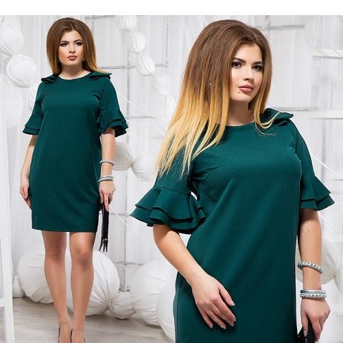 2018 Winter Women Dress Plus Size Party Dress PU Lether Patchwork Warm Dress Loose Turtleneck Large Size Women Clothing Vestidos
