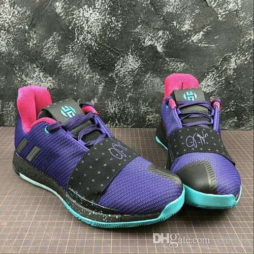 1f708c9f6050 Harden Vol. 3 Basketball Shoes Mens Harden 3 Gold Championship MVP Finals  Trainers Designer Sneakers Shoes Size 7 12 Online Shoes Cheap Shoes From  Cnablz