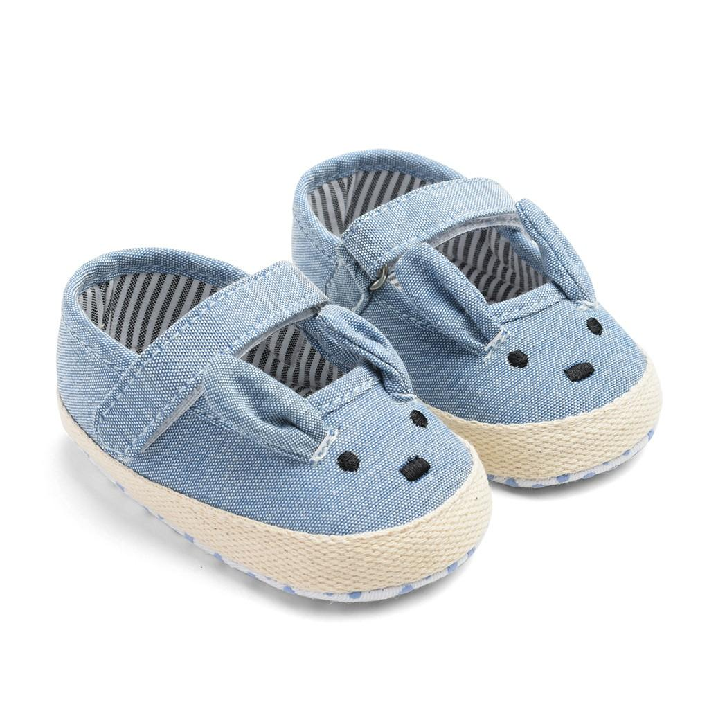 a04a161f8dbd0 2019 ARLONEET 2019 Sneakers Kids Baby Toddler Shoes Newborn Baby Girls  Canvas Rabbit Cartoon Anti Slip First Walkers Soft Sole Shoes From  Cover3129, ...