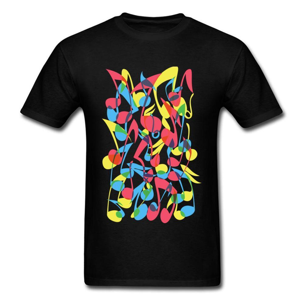 19be3124333 90s T Shirt Men Colored Cacophony Note Music Club T Shirts For Youth Man  Summer Fashion Clothes Custom 2018 New Bass Tshirt Formal Shirt Casual  Shirt From ...