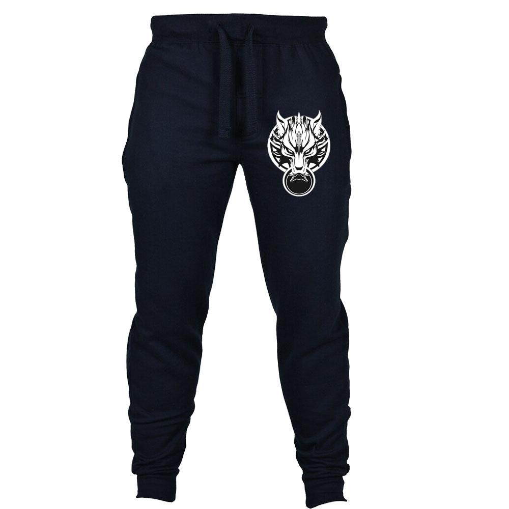 9809eacce49 2019 Game Final Fantasy Pants Cosplay Print Winter Bodybuilding Pants Long  Trousers Luminous Sweatpants Joggers Sporting Clothing From Vanilla15