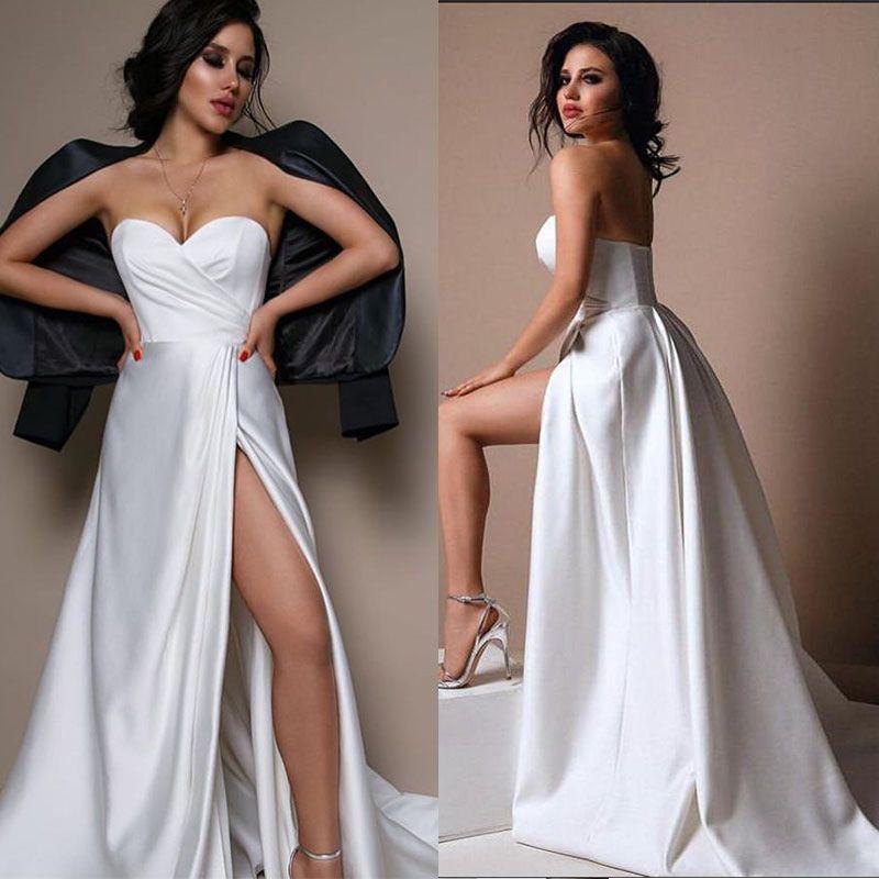 f124d2524c32 Cheap See through Mermaid Trumpet Wedding Dresses Discount Mermaid Fish  Tail Wedding Dresses