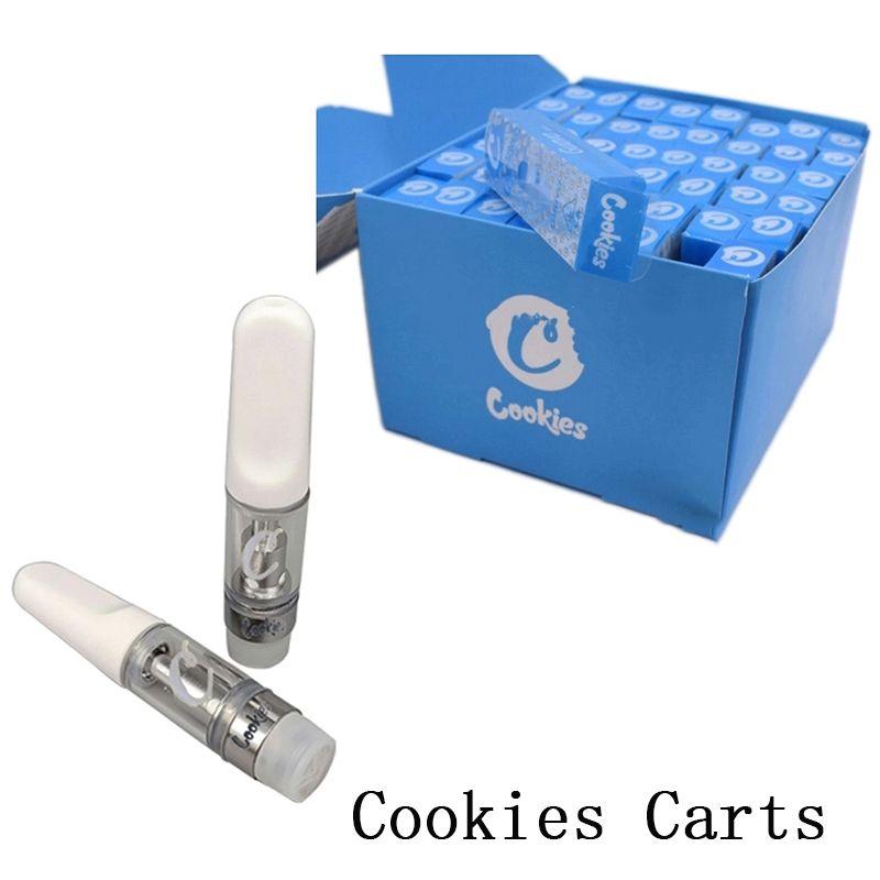 Cartridge Packaging Empty Cart Packaging Window BoxesBlack or White