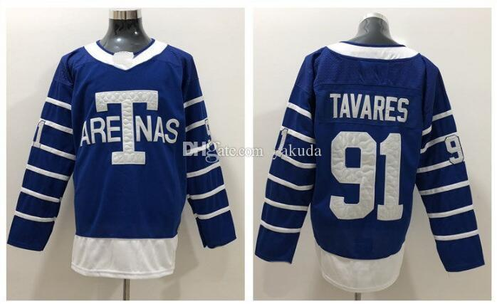 4869db778 Toronto Maple Leafs  34 Auston Matthews Blue 1918 Arenas Stitched Jersey