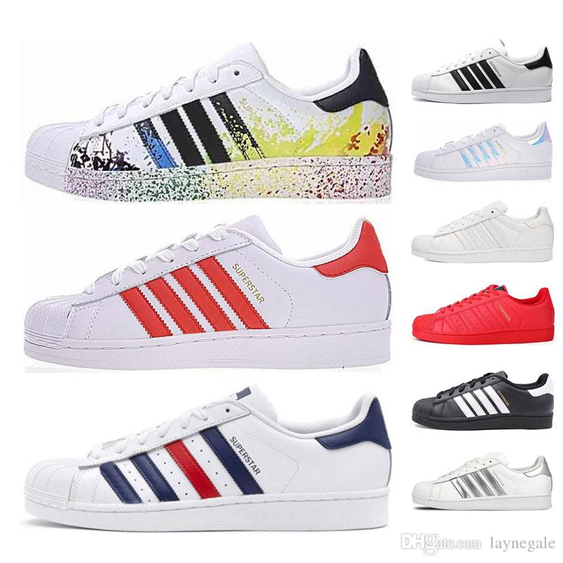 Zapatillas Originales Adidas Superstar por 41€ | cholloschina