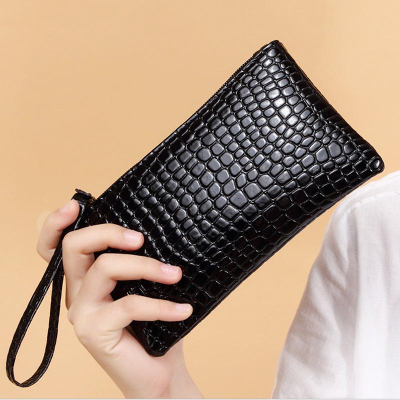 a3b877fdc198 WKKGO Special Price Small Coin Purse Women Organizer Stone Shopping Bags  Cheap Long Girl Wallet Lady Wristband Clutch Bag Wallet