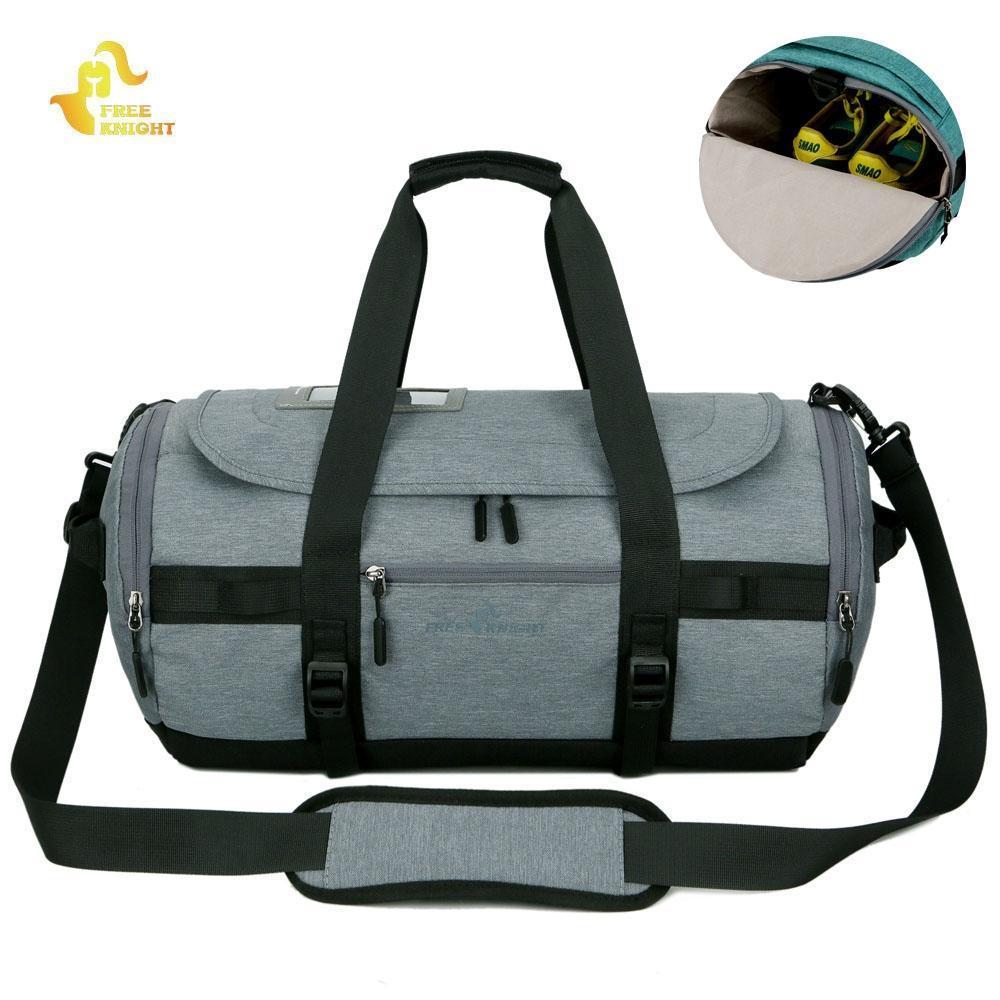 Compre Free Knight 20 35L Fitness Gym Bag Impermeable Deporte Bolsa De  Fútbol Bolsa De Viaje Al Aire Libre Zapatos Independientes Baloncesto De ... b5c2a196f822f