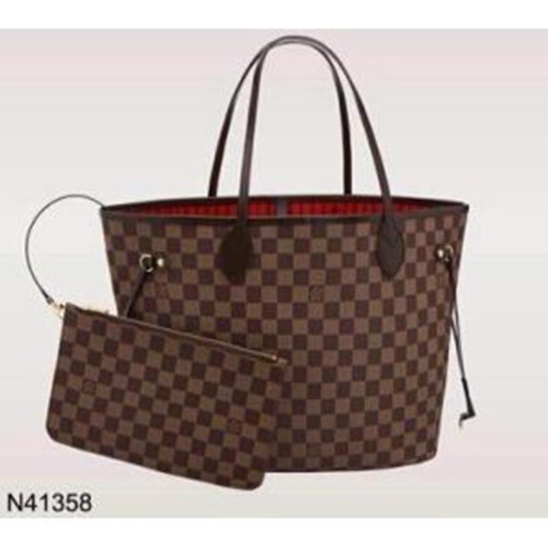 20be58f685a9 2019 LOUIS VUITTON SUPREME NEVERFULL Evening Bag Women Leather Handbags 3A+  MICHAEL 0 KOR Shoulder Bags Messenger Bags Tote Purse Sac M40157 LV GUCCI  YSL ...