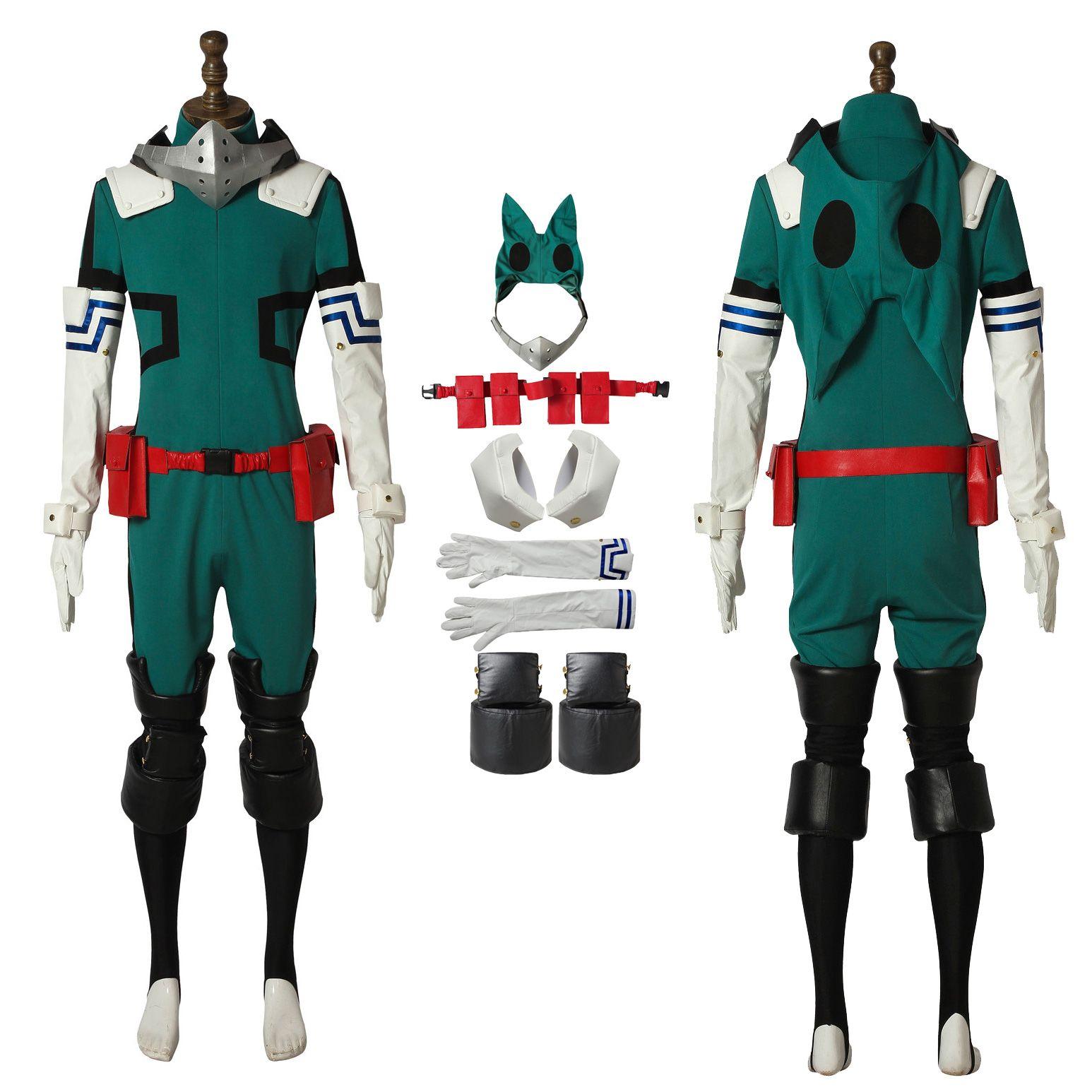 Midoriya Izuku Deku Costume My Hero Academia Season 3 ...