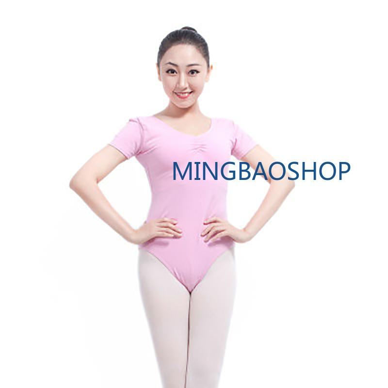0482314ba4e9 2019 Girls Leotard Backless Short Sleeve Gymnastics Leotards ...