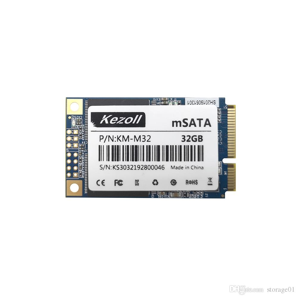 High quality 128GB MLC msata SSD in hard drive for industrial PC motherboard laptop Pos machine