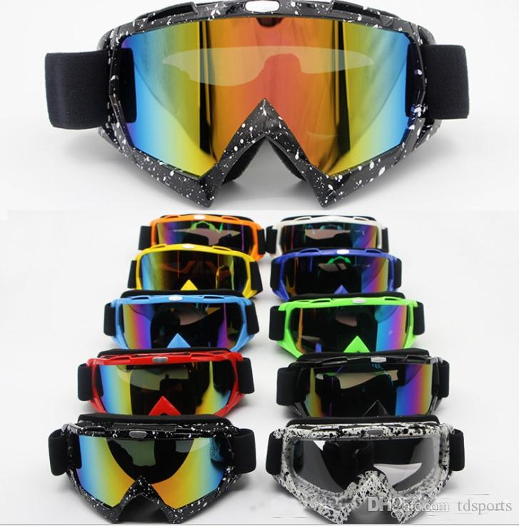 Ski Goggles Goggles Game Snow Mountain Snow Durable Wind Mirror 3 Colors Antifogging Riding Outdoor Eyewear
