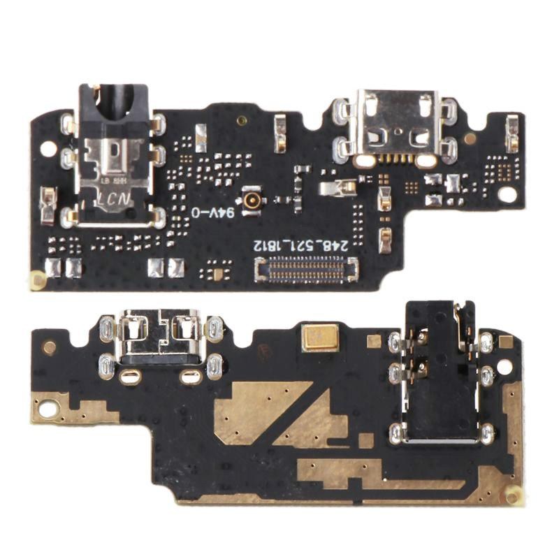 Flex Cable Micro USB Charging Dock Port Charger PCB Board Tail Wire Replacement for Xiaomi Redmi Note 5