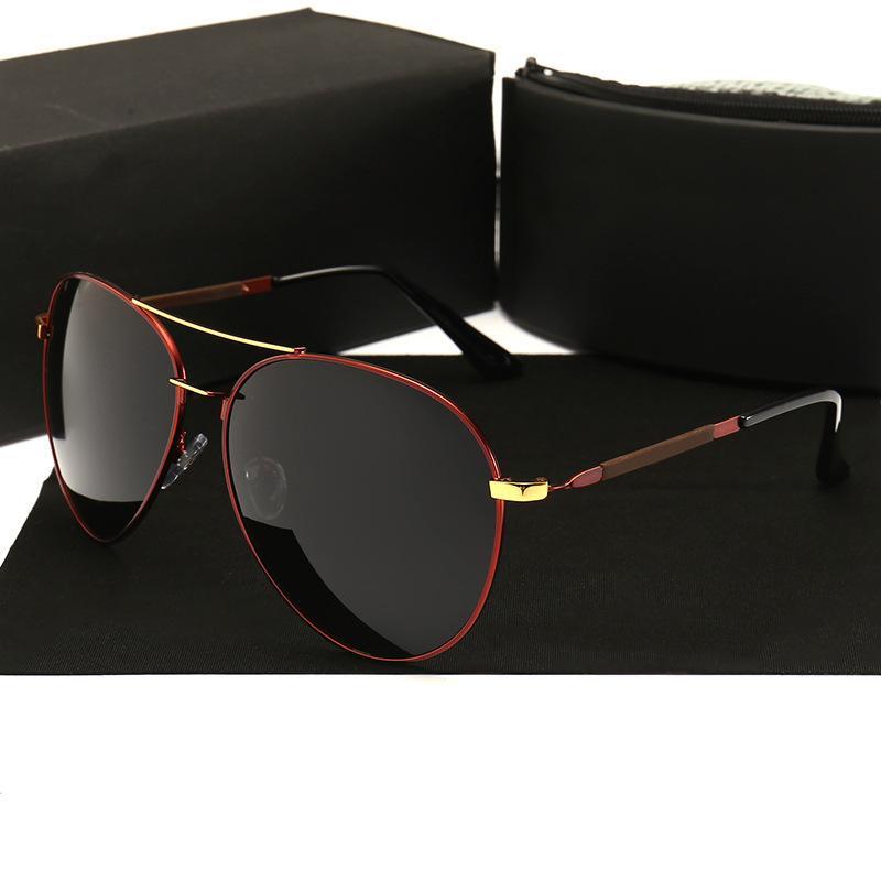 d721a0e18c04a 2019 Classic Brand HD Polarized Sunglasses Men Fashion Designer Driving Sun  Glasses For Man Luxury Shades Eyewear Oculos Male P8797 Glasses For Men Mens  ...